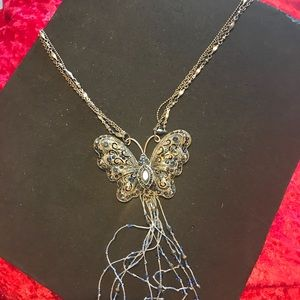 Jewelry - Butterfly necklace 🦋